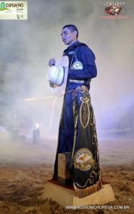 Francisco Galvão, vencedor do momento UFB / Foto: Padre Livio