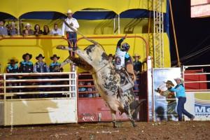 Leandro Dalastra X Hilux 90,25 pontos / Foto: Ricardo Mariotto