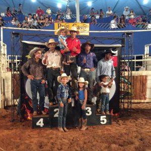 Mais uma vez Rodrigo Alexandre no lugar mais alto do pódio / Foto: Eugênio José