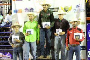 Finalistas na Categoria masculina - Foto: Eugênio José