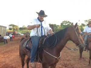 Pompilho Junior presidente do grupo C da Federação - Foto Eugênio José
