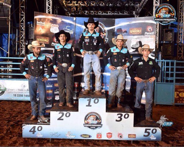 Finalistas em Echaporã (SP) - Foto: Ricardo Mariotto
